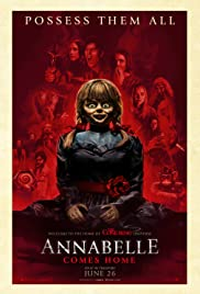 Annabelle Comes Home song