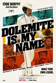 Меня зовут Долемайт музыка из фильма