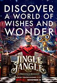 Jingle Jangle: A Christmas Journey song