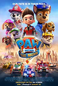 PAW Patrol: The Movie song