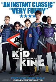 The Kid Who Would Be King song
