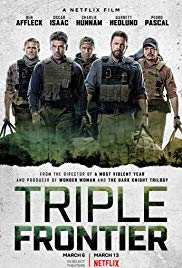 Triple Frontier song